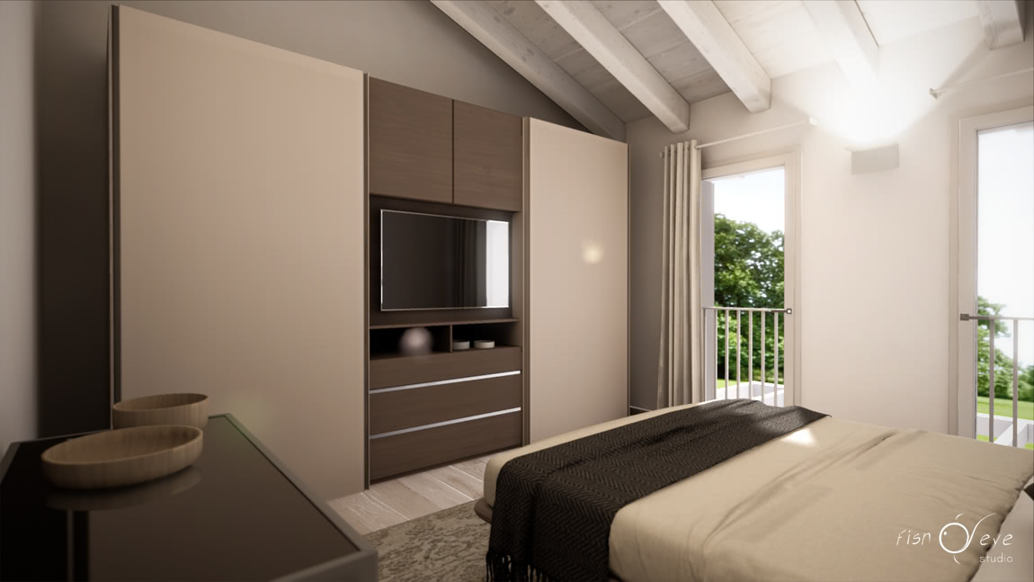 interior rendering unreal engine 4 vr house in Treviso - Italy 04