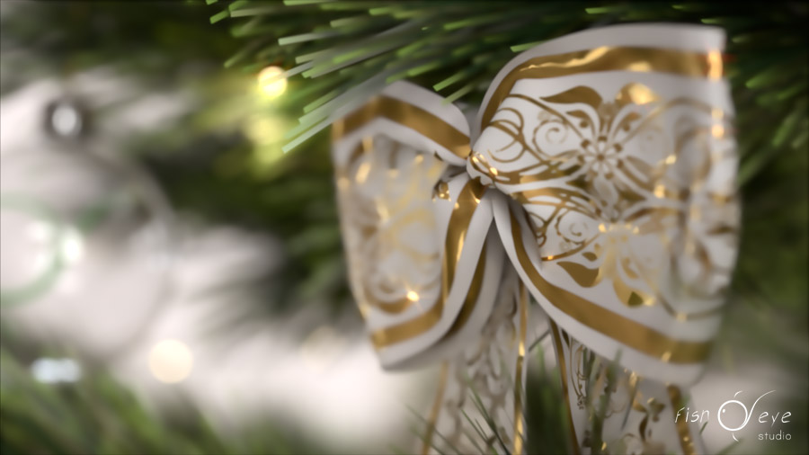 3d animation merry christmas 2014 02